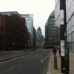 30 St Mary Axe. Business Gurke, Swiss-Re Tower